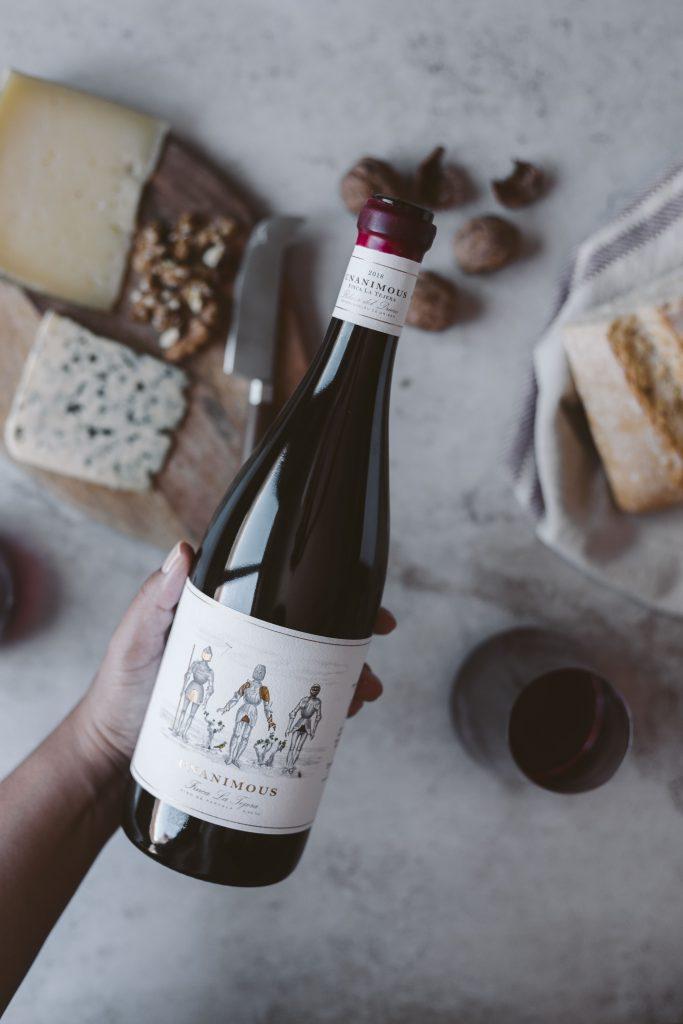 Maridaje en el vino